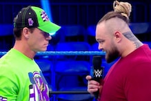 WWE SmackDown Results: Without Fans Amid Coronavirus Fears, John Cena and Bray Wyatt Feud Continues