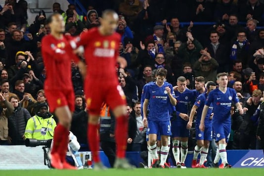 Liverpool and Chelsea (Photo Credit: Reuters)