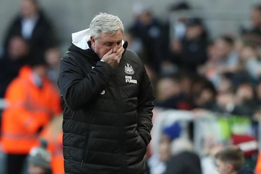 Newcastle United manager Steve Bruce (Photo Credit: Reuters)