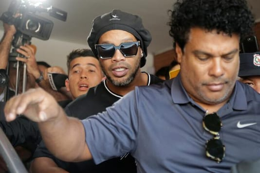 Ronaldinho (Photo Credit: Reuters)