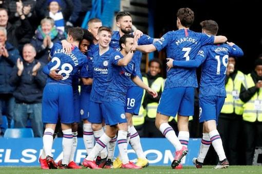 Chelsea (Photo Credit: Reuters)