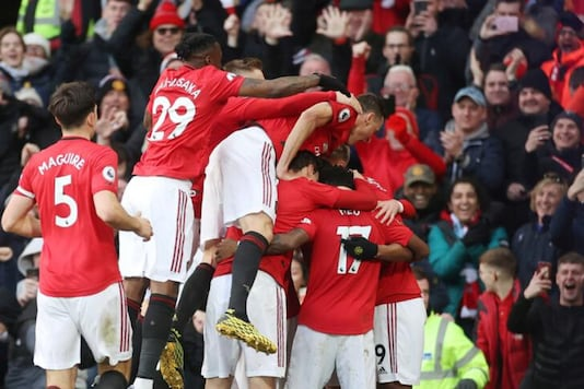 Manchester United (Photo Credit: Reuters)