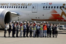 Coronavirus Effect: Plane Leaves Japan to Collect Olympic Flame, No Tokyo 2020 Delegates Aboard