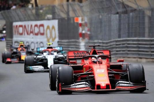Monaco GP (Photo Credit: Reuters)