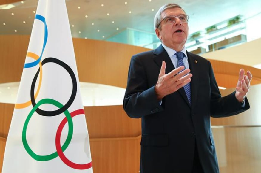 Rescheduled Tokyo Games May Come Before Summer 2021: International Olympic Committee President Thomas Bach
