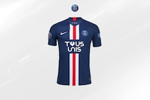 PSG Sell Out Special Jerseys, Raise over 200,000 Euros for Hospitals Fighting Coronavirus