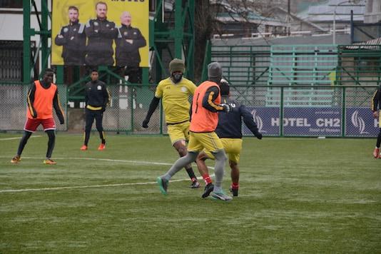 TRAU FC (Photo Credit: AIFF Media)
