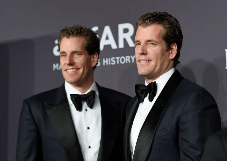 The Winklevoss Twins: Some may remember Cameron and Tyler Winklevoss, the identical twins from the movie Social Network. The duo attended Harvard at the same time Mark Zuckerburg did and claimed that he had stolen their idea of Facebook. They received $65 million payouts from Facebook, from which they bought bitcoin (around 1pc of the world's supply) in 2013, becoming billionaires in following years. (Image: AP)