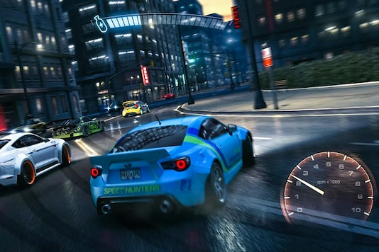 "A snapshot from Need for Speed: No Limits. (Photo Courtesy: Google Play Store/<a href=""https://play.google.com/store/apps/details?id=com.ea.game.nfs14_row&hl=en_IN"" target=""_blank"">Need for Speed: No Limits</a>)"