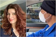 Twinkle Khanna Takes Hilarious Dig at Akshay Kumar for Robbing Her 'Floral' Mask for Awareness Clip