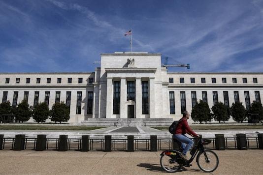US Federal Reserve Building. (REUTERS/Brendan McDermid)