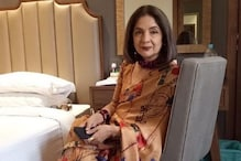 COVID-19 Effect: Unable To Call Tailor, Neena Gupta Sews Home Curtains