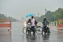 Western Disturbance Brings Rain as Delhi Grapples with Traffic Jams, Waterlogging; Improves Air Quality