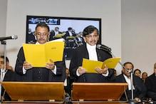 Justice S Muralidhar Takes Oath as Judge at Punjab & Haryana High Court