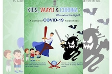 Kids, Vaayu and Corona: The Indian Government is Using Comic to Teach Kids About COVID-19