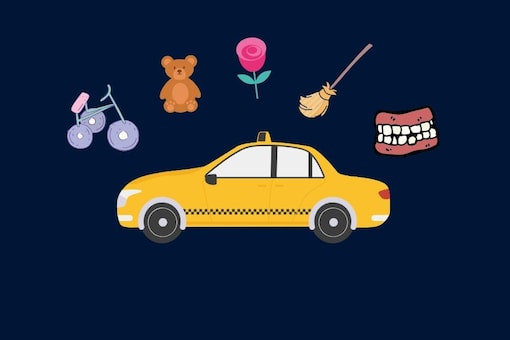 Artificial Teeth, Teddy Bears and Broom: Here's What Indians Left in Uber Cabs This Year
