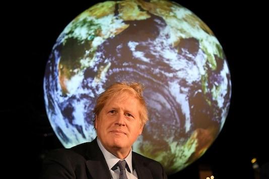 File photo of UK Prime Minister Boris Johnson. (Reuters)