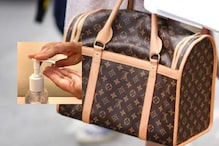 Louis Vuitton is Making Free Hand Sanitizers for France to Combat Coronavirus