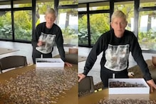 Ellen DeGeneres Tried to Solve a 4000-Piece Puzzle During Coronavirus Isolation and (Hilariously) Failed