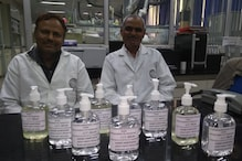 Coronavirus Has Caused a Shortage of Hand Sanitisers So IIT Delhi Made Their Own