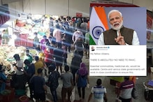'Essentials Will be Available': PM Modi Wants You to Stop Panic Buying During 21-Day Curfew
