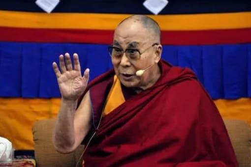 File photo of Tibetan spiritual leader Dalai Lama. (Image: PTI)