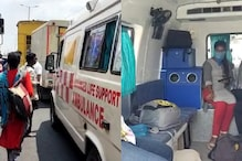 Turned Away From Mumbai Hospital For Lack of Bed, Covid Patient Forced to Stay in Ambulance For a Day