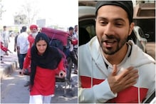 Varun Dhawan Shares Pics of Lady Porters, Calls Them Coolie No 1