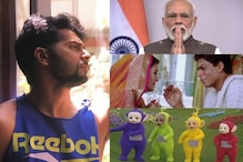 Varun Dhawan's Quirky Coronavirus Rap Includes PM Modi, Teletubbies and Devdas, Watch Video