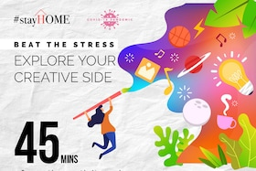 #StayHomeStaySafe: 5 Ways to Beat Stress During COVID-19 Lockdown