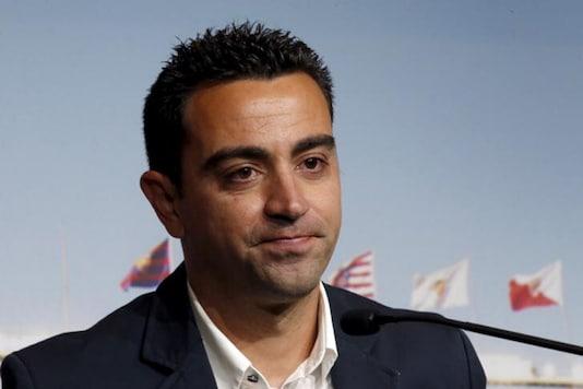 Xavi Hernandez (Photo Credit: Reuters)