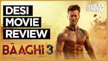 Baaghi 3 Desi Trailer Review  Tiger Shroff Shraddha Kapoor Showsha