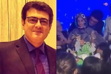 Ajith Kumar Celebrates Son Aadvik's Birthday in Style, Fans Send in Wishes for Kutty Thala