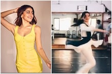 Alaya F's Kathak Chakkars to Ghar More Pardesiya in This Video will Make Your Head Spin