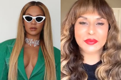 credits - Beyonce Knowles/ Tina Lawson instagram