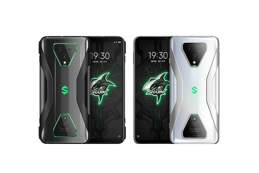 Black Shark 3, Black Shark 3 Pro Gaming Smartphones With Snapdragon 865, 65W Charging Launched
