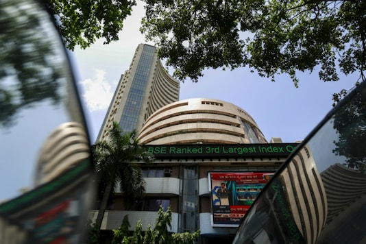 The BSE building in Mumbai. (Reuters)