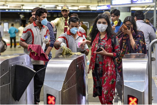 On regular days, the average daily ridership of the DMRC is over 26 lakh.