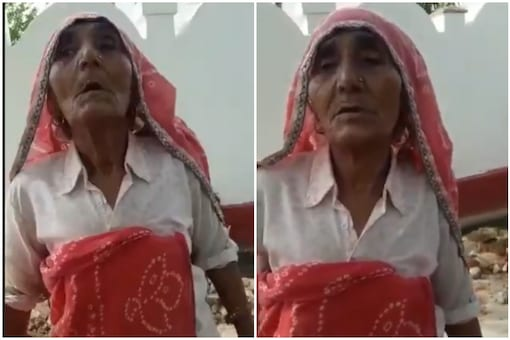 This Dadi is kicking up a storm on Twitter with her fluent monologues in English | Image credit: Twitter