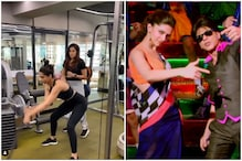 Deepika Padukone Shows Off New Way to Lungi Dance with Battle Ropes in the Gym