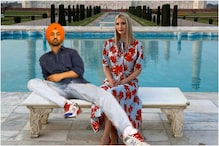 Diljit Dosanjh Hilariously Claims He Took Ivanka to Taj Mahal, She Thanks Him for 'Unforgettable Experience'