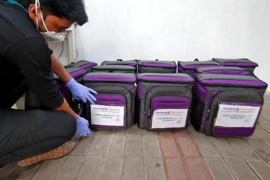 Covid-19: Rapid Testing Kits Meant for Tamil Nadu Sent to USA, Alleges
