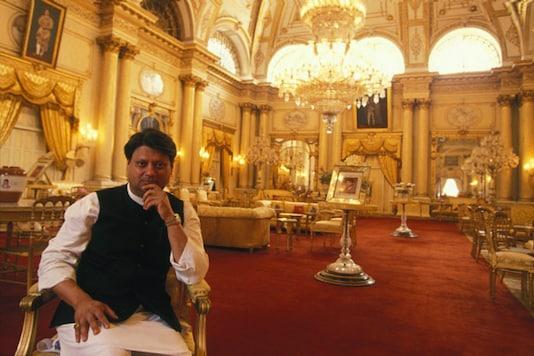 File photo of Madhavrao Scindia. (Gamma-Rapho via Getty Images)