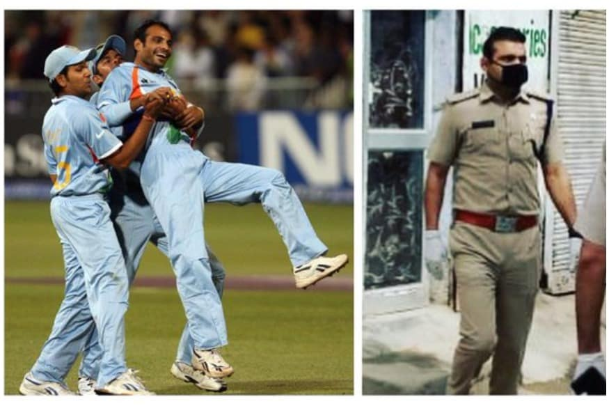 ICC Lauds Cricketer-turned Cop Joginder Sharma for Doing his Bit in Health Crisis