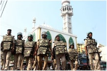 Mosque Located in 'Sensitive' Area in Aligarh Covered ahead of Holi to Maintain Peace