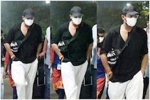 Prabhas Snapped Sporting Face Mask at Hyderabad Airport to Protect Self From Coronavirus