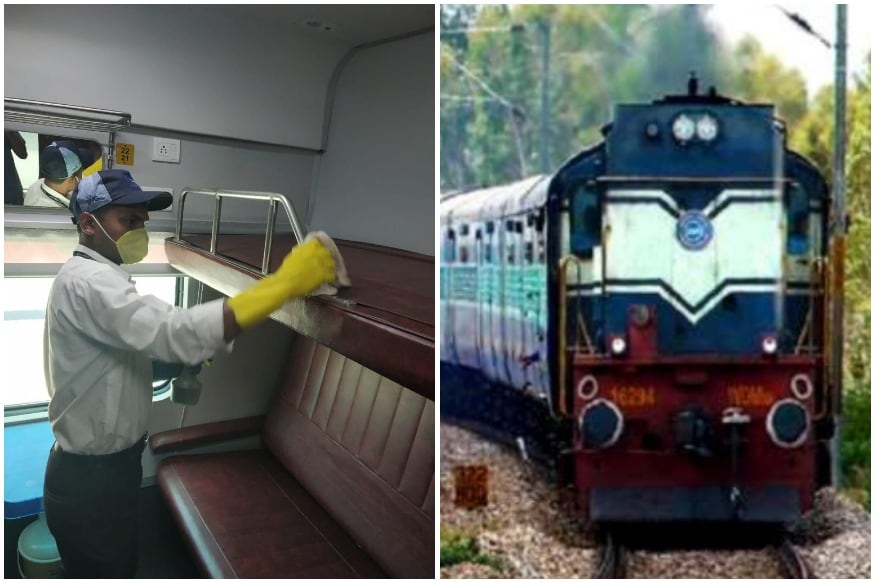 Yuck': Indians are Disgusted as Railways Reveal Blankets are Not ...