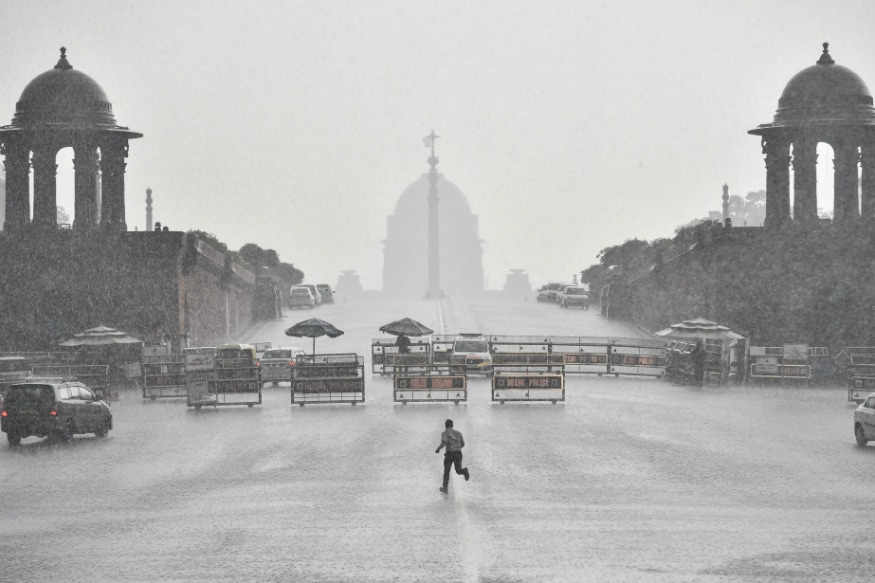 More Rainfall in Delhi to Keep Mercury Level Low, No Heatwave Till June 15: IMD