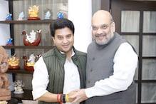A Day After Joining BJP, Jyotiraditya Scindia Meets Amit Shah, Rajnath Singh