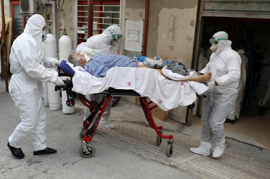 Global Coronavirus Deaths Top 35,000, Most Fatalities Reported in Europe; Infections Cross 7 Lakh